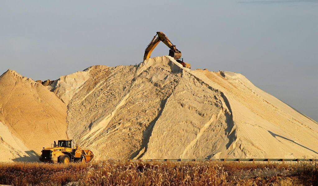 Речной песок от Дримбуд