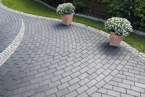 Тротуарная плитка или бетон
