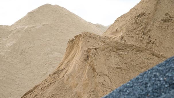 Отсев или песок для бетона