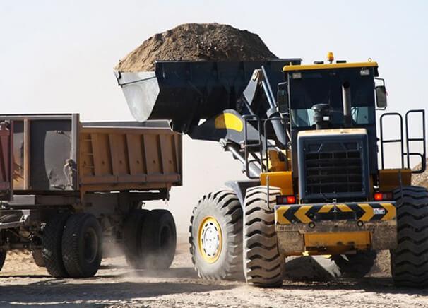 вывоз грунта после земляных работ