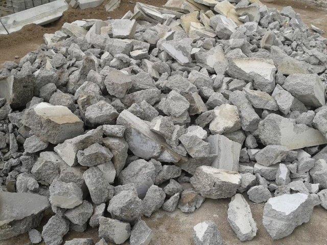Бій бетону 0-40
