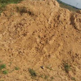 Коричневая Глина (с примесей песка)