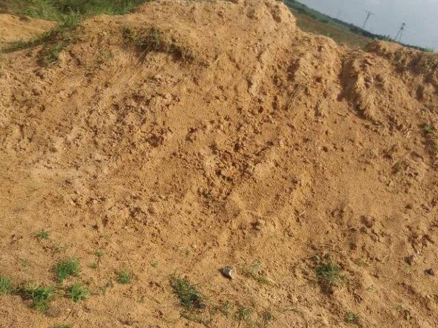 Коричнева Глина (з домішкою піску)