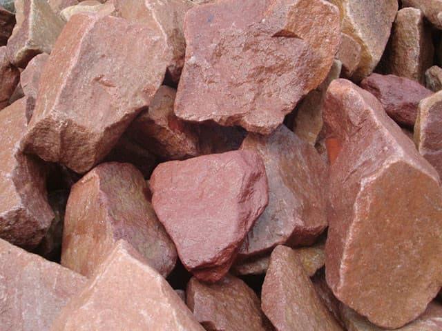 Камень бутовый фракция 500+ мм